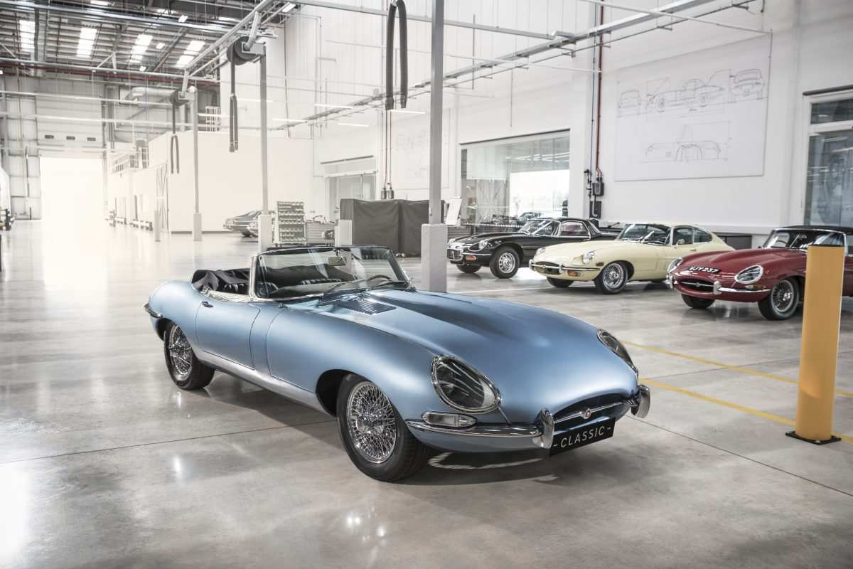 71 New Jaguar E Type 2019 Pricing