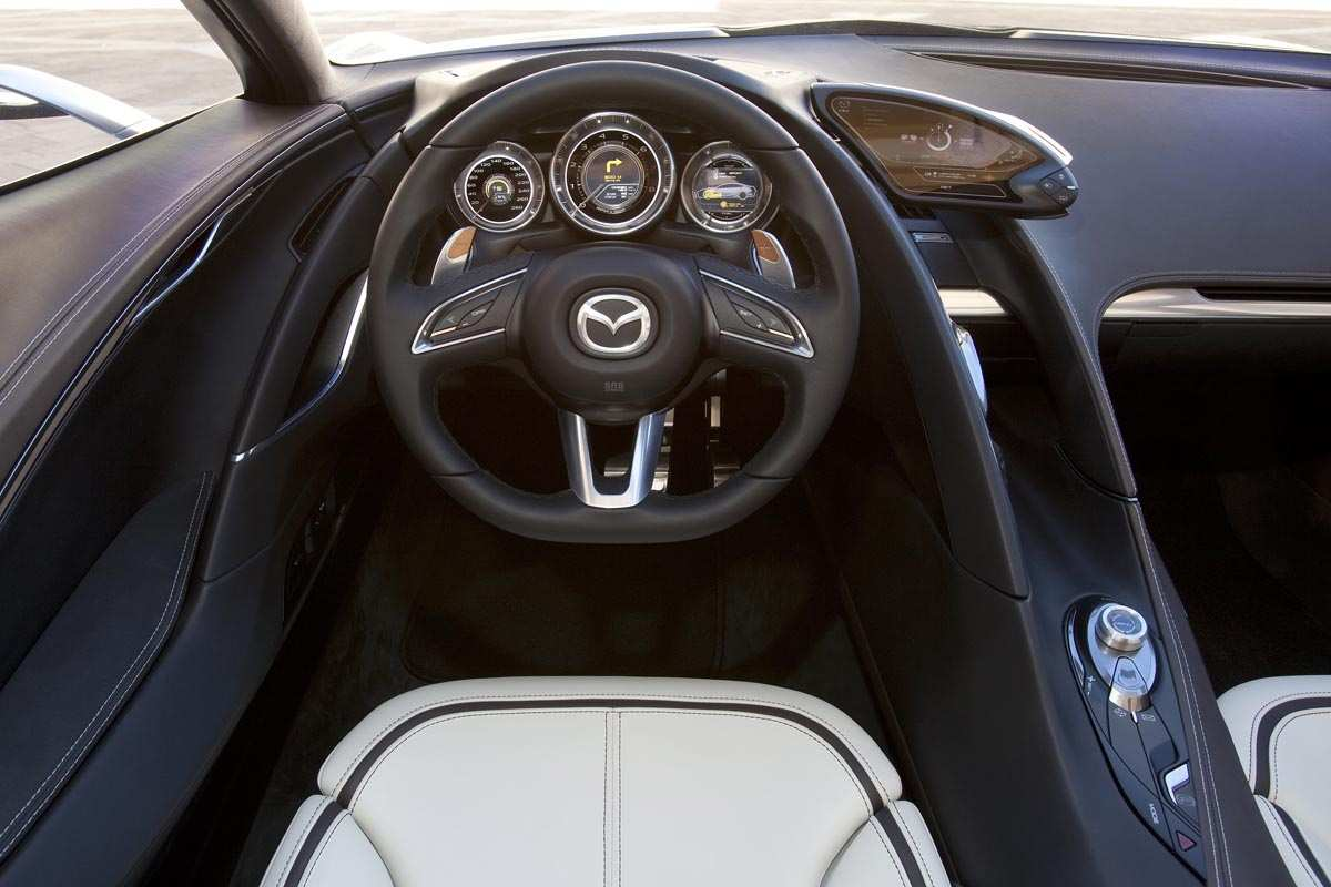 71 New Mazda 6 2019 Interior Redesign And Concept