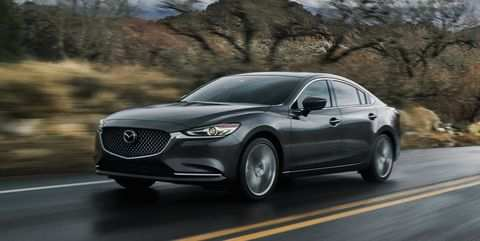 71 New Mazda Skyactiv Diesel 2020 Spy Shoot
