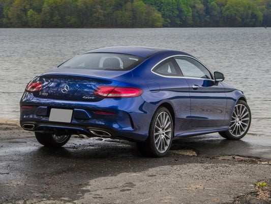 71 New Mercedes C Class Coupe 2019 Overview