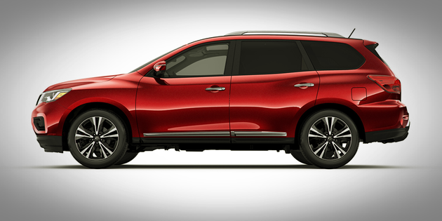 71 New Nissan Suv 2020 Picture
