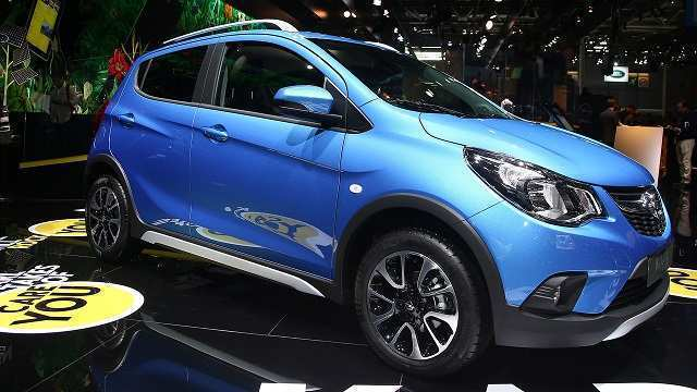 71 New Opel Karl Rocks 2020 Review And Release Date