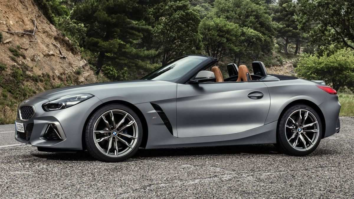 71 The 2019 BMW Z4 Speed Test