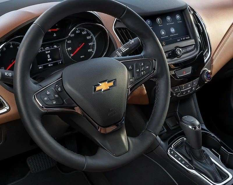 71 The 2019 Chevy Cruze Overview