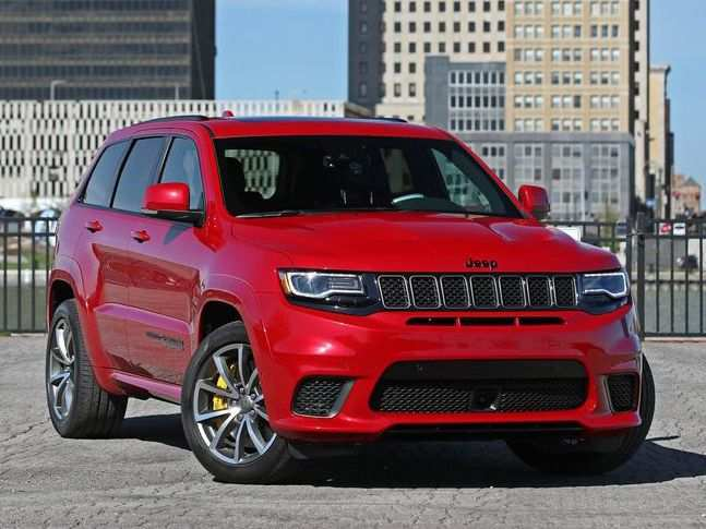 71 The 2019 Grand Cherokee Srt Hellcat First Drive