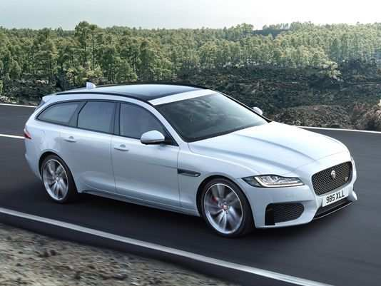 71 The 2019 Jaguar Station Wagon Overview