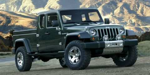 71 The 2019 Jeep Comanche Redesign And Review