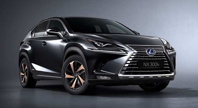 71 The 2019 Lexus Nx Interior