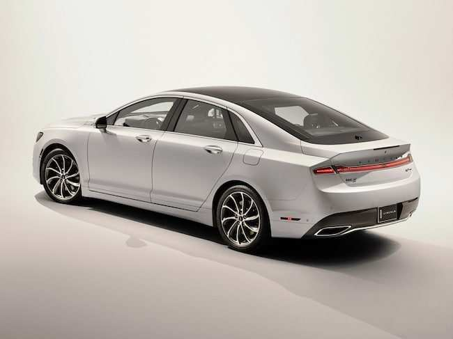 71 The 2019 Lincoln MKZ Performance And New Engine