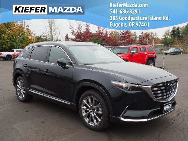 71 The 2019 Mazda CX 9 Interior