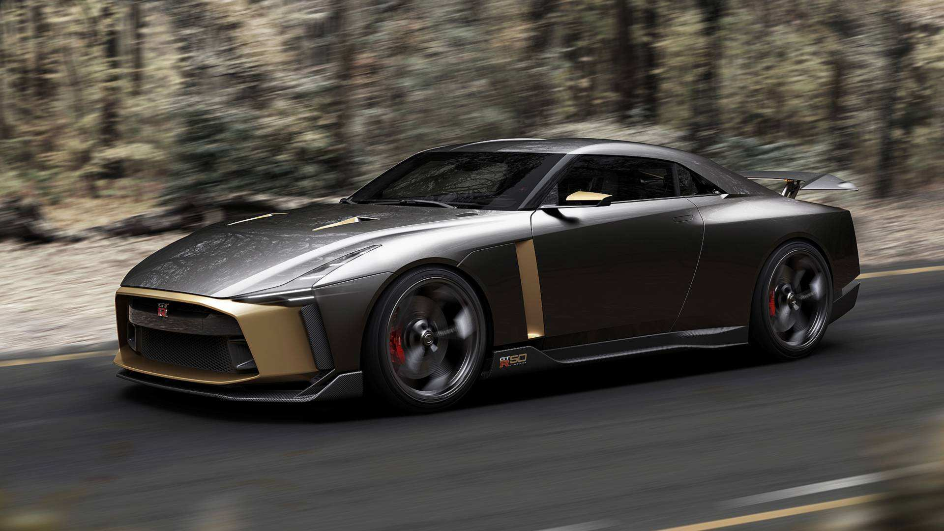 71 The 2019 Nissan GT R Performance And New Engine