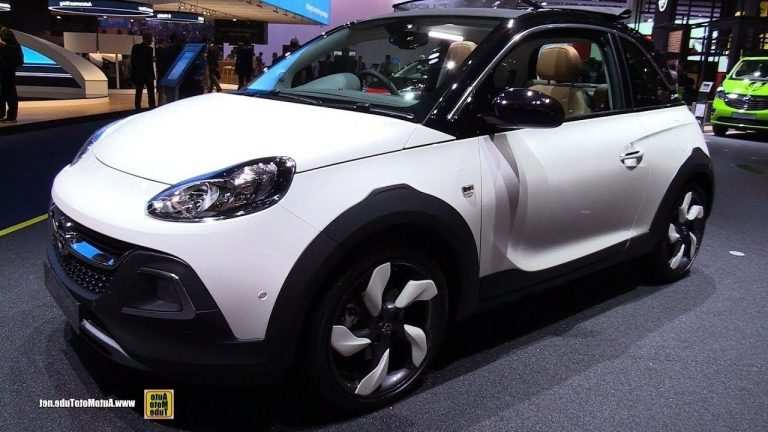 71 The 2019 Opel Adam Rocks Concept