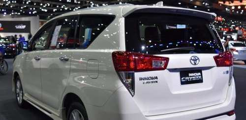 71 The 2019 Toyota Innova Price And Review