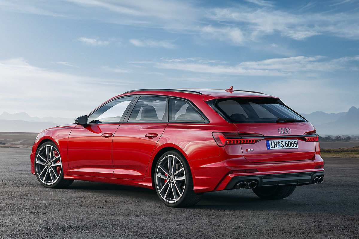 71 The 2020 Audi Q6 First Drive