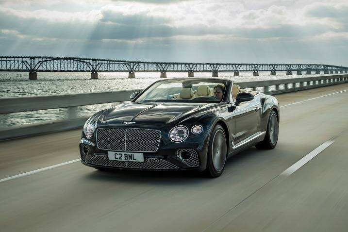 71 The 2020 Bentley Continental GT Reviews
