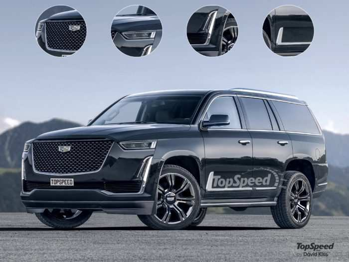 71 The 2020 Cadillac Escalade V Ext Esv Redesign And Concept