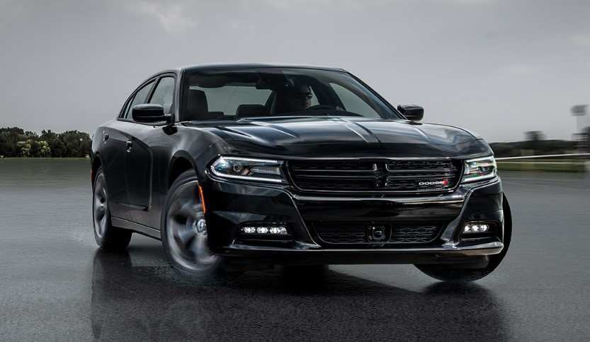 71 The 2020 Dodge Charger Awd Exterior