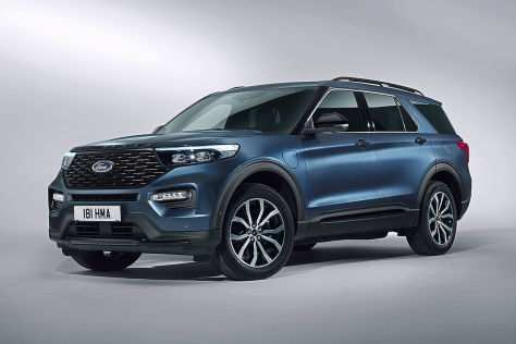 71 The 2020 Ford Mondeo Vignale Style