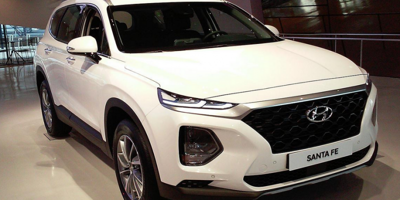 71 The 2020 Hyundai Santa Fe Release Date Performance And New Engine