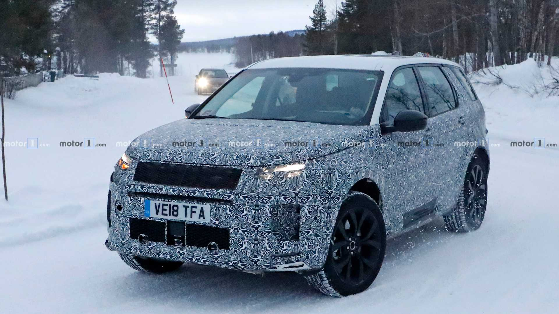 71 The 2020 Land Rover Discovery History