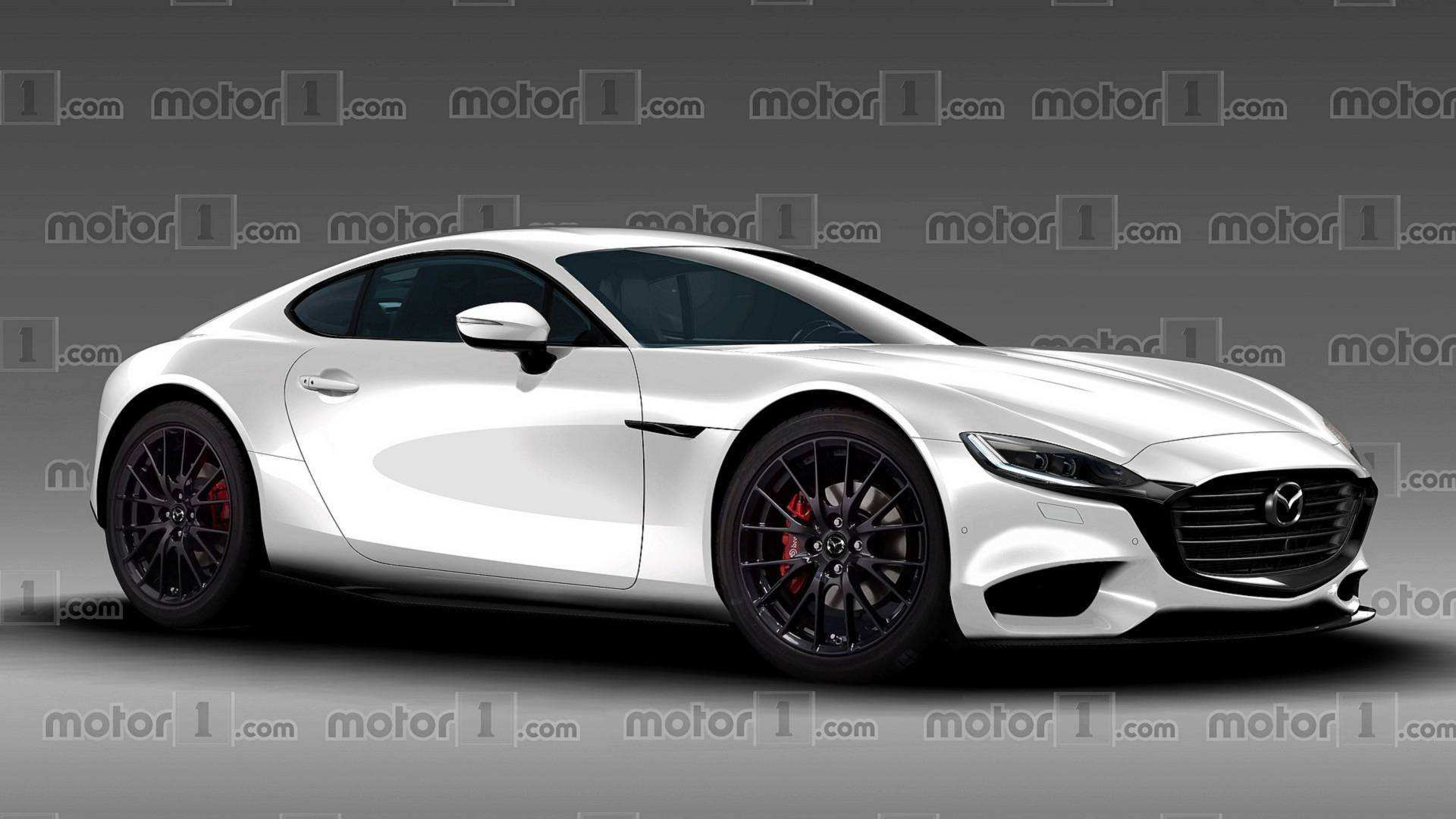 71 The 2020 Mazda RX7s Exterior