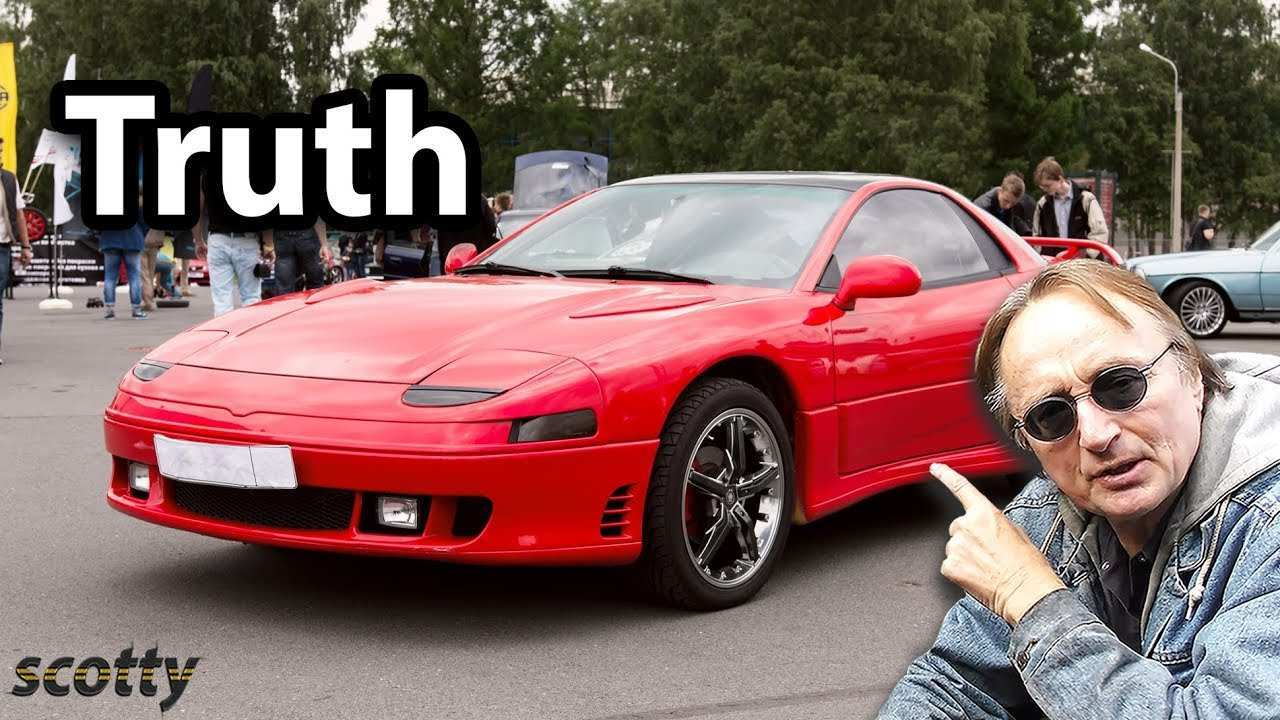 71 The 2020 Mitsubishi 3000Gt Photos