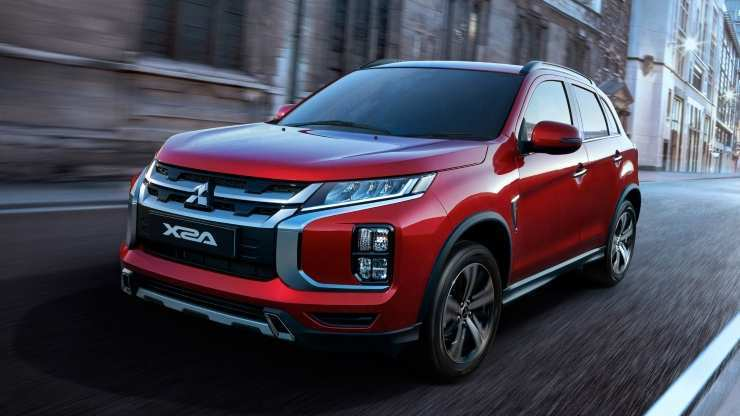 71 The 2020 Mitsubishi Outlander Sport Price Design And Review