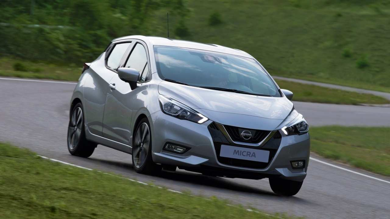 71 The 2020 Nissan Micra Performance And New Engine