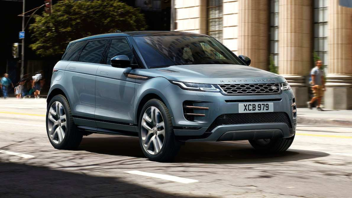 71 The 2020 Range Rover Evoque Concept And Review