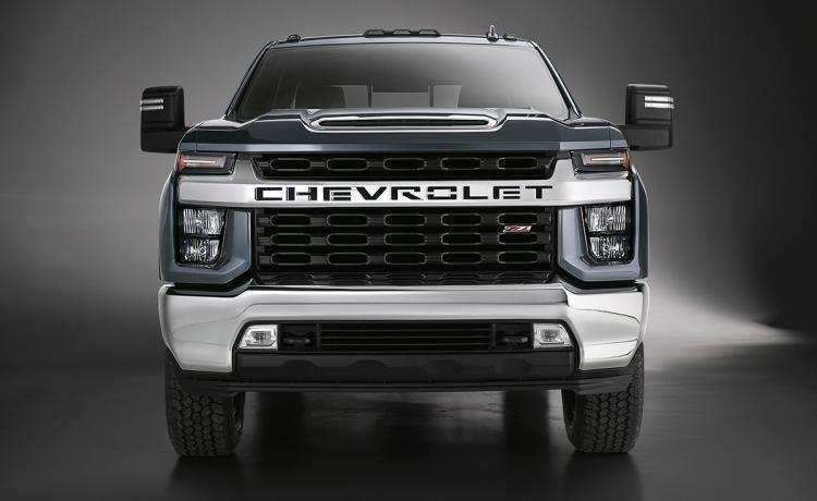 71 The 2020 Silverado 1500 2500 Hd Price Design And Review