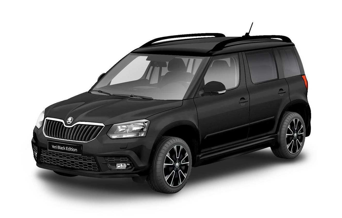 71 The 2020 Skoda Yeti Release Date And Concept