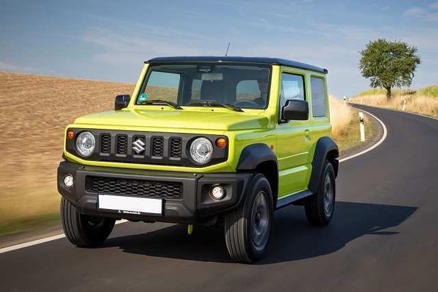 71 The 2020 Suzuki Jimny Model Photos