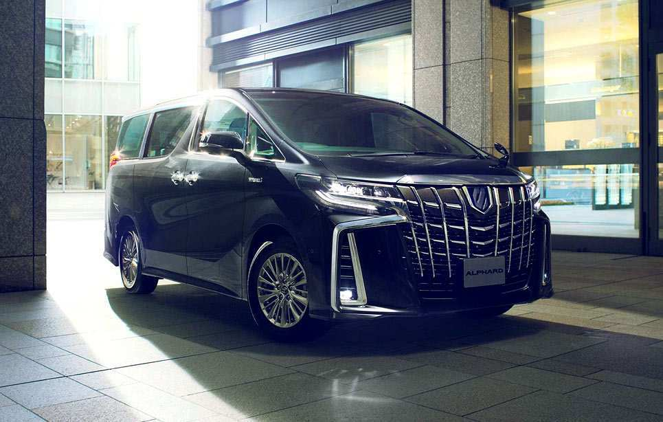 71 The 2020 Toyota Alphard Performance And New Engine