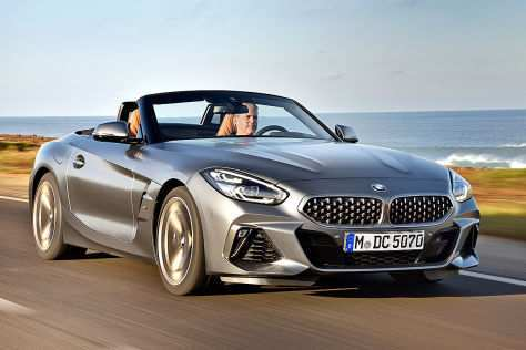 71 The Best 2019 BMW Z4 Release Date And Concept