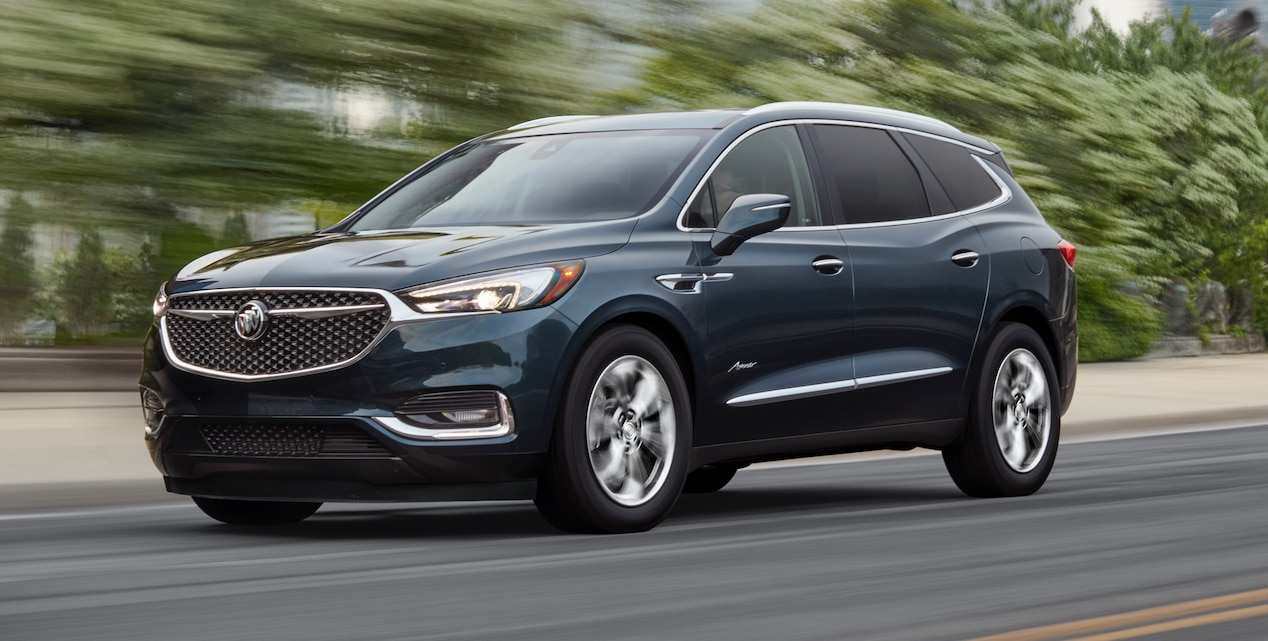 71 The Best 2019 Buick Enclave Redesign And Concept