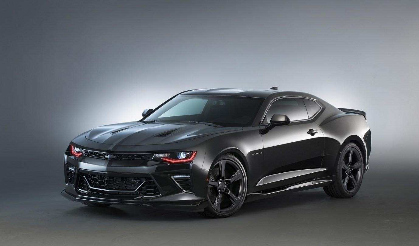 71 The Best 2019 Chevy Camaro Competition Arrival Exterior