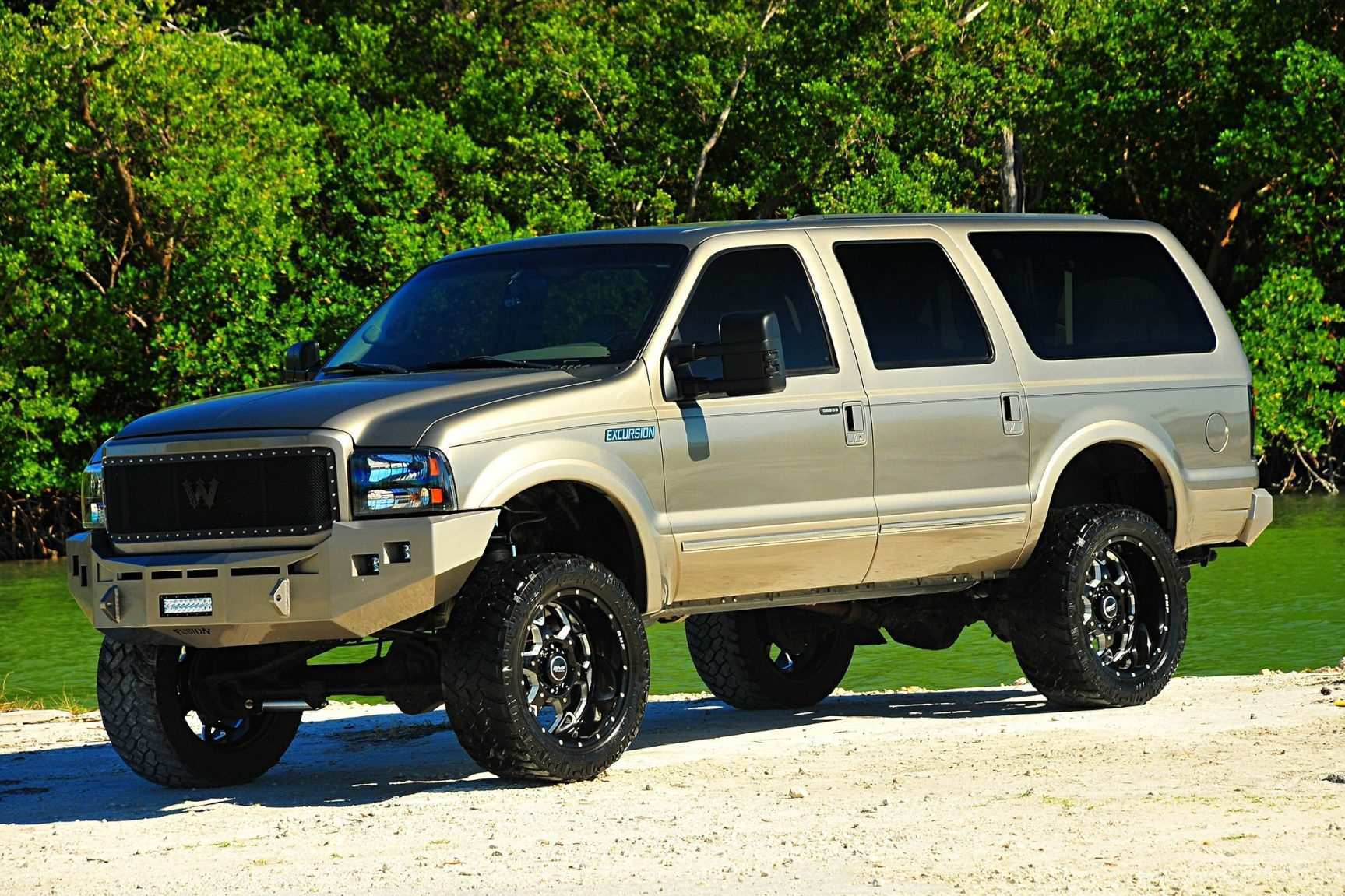 71 The Best 2019 Ford Excursion Speed Test