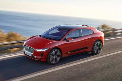 71 The Best 2019 Jaguar I Pace Review New Concept
