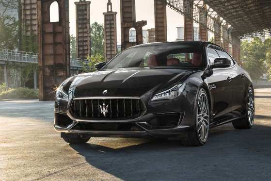 71 The Best 2019 Maserati Quattroportes Redesign And Review