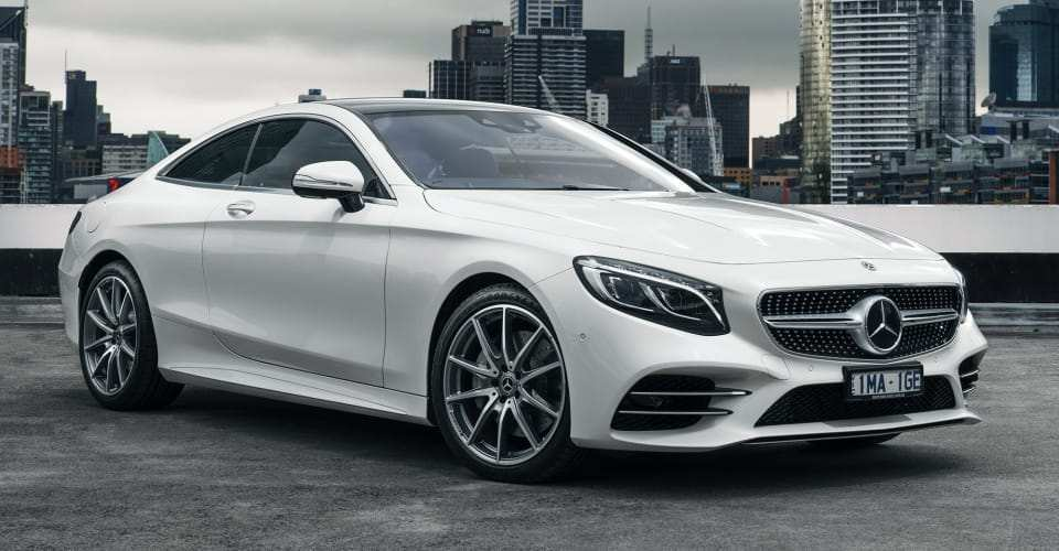 71 The Best 2019 Mercedes Benz S Class Spesification