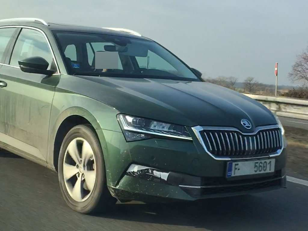 71 The Best 2019 New Skoda Superb Specs