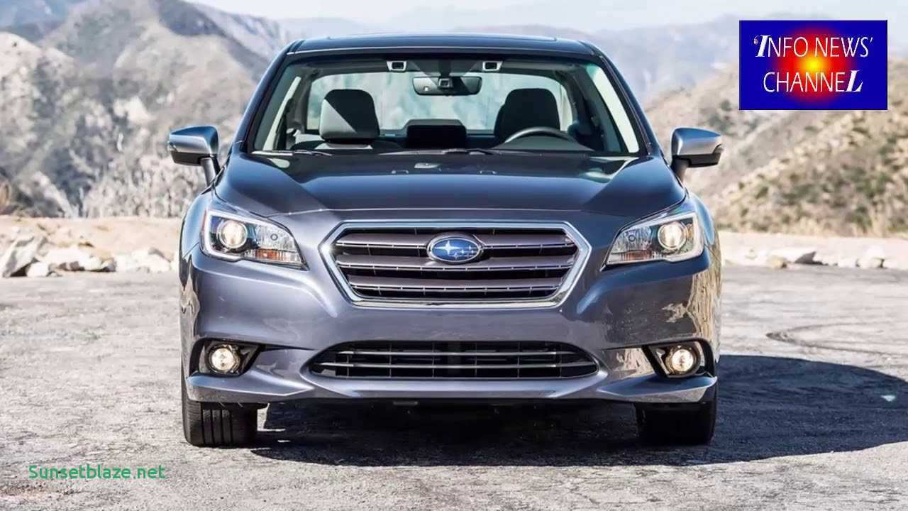 71 The Best 2019 Subaru Legacy Turbo Gt Review