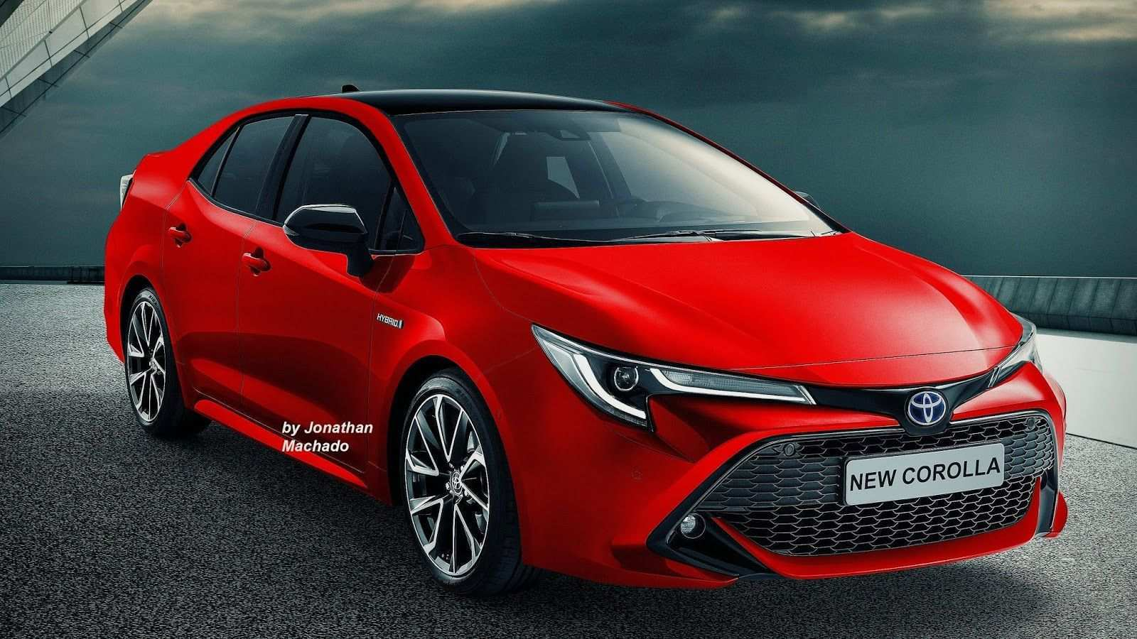 71 The Best 2019 Toyota Altis Review And Release Date