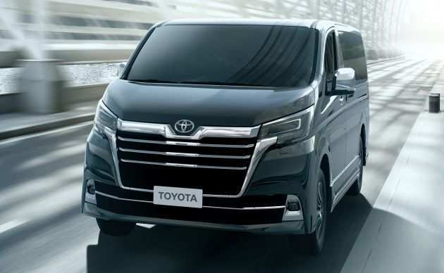71 The Best 2019 Toyota Estima Picture