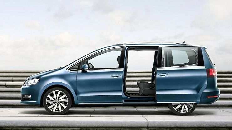 71 The Best 2019 VW Sharan Overview