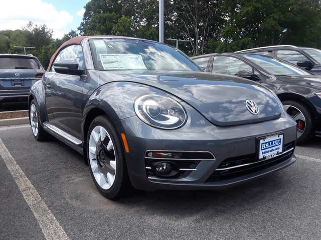 71 The Best 2019 Volkswagen Beetle Convertible New Model And Performance