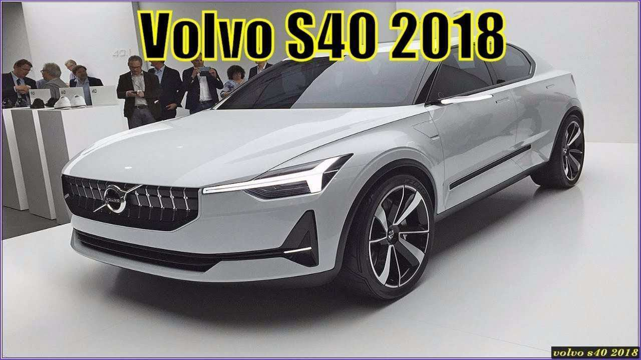 71 The Best 2019 Volvo S40 Review