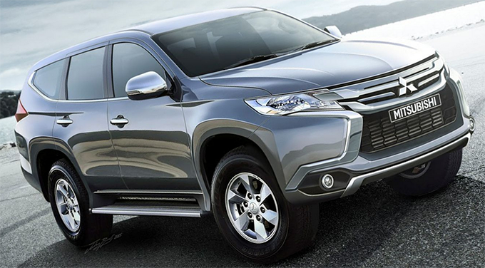 71 The Best 2020 All Mitsubishi Pajero Redesign And Concept