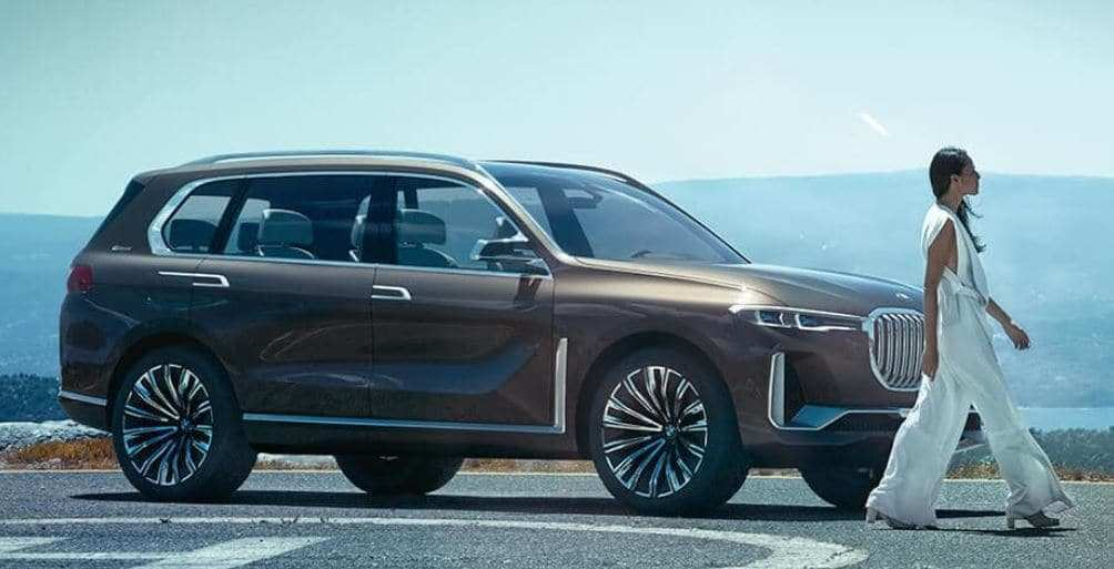 71 The Best 2020 BMW X7 Suv Review And Release Date