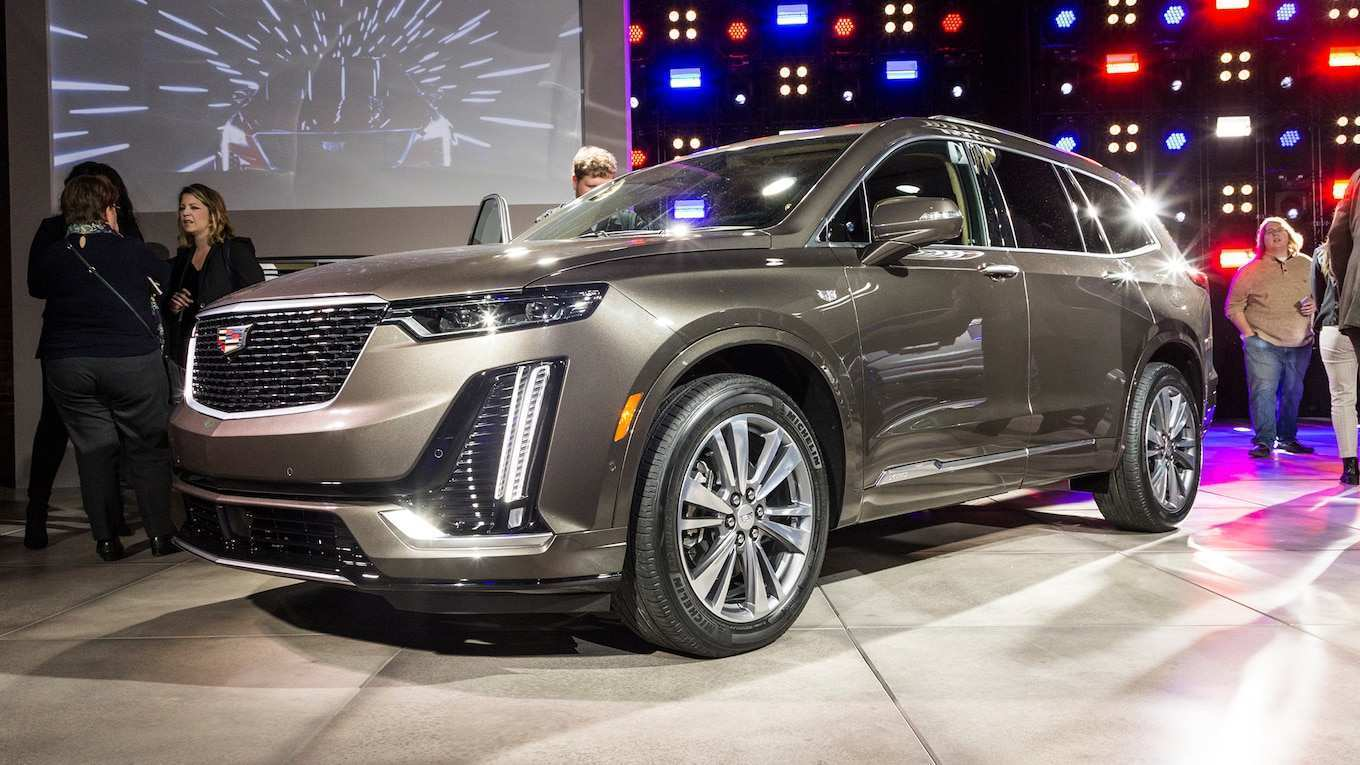 71 The Best 2020 Cadillac Xt6 Dimensions Concept